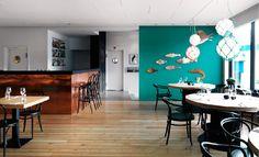 Restaurant MAR / HAF Studio | Design d'espace