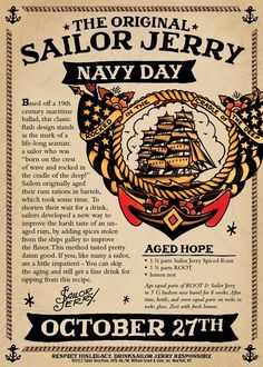 Sailor Jerry Aged Hope