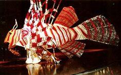 Lionfish costume