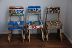 African furniture upcycling design. ARTLANTIQUE - Gallery.