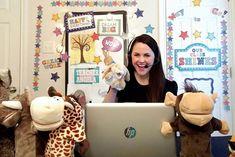 Angela Brumbaugh of Fort Worth, TX tutors online in her home for QKids. Online English Teacher, University Programs, Jobs For Teachers, Importance Of Time Management, Teaching Jobs, Teaching Strategies, Teaching Computers, Online Tutoring, Childhood Education