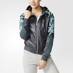 Browse women's adidas jackets for working out, fashion, track & more. See the latest styles including long track jackets, floral, bomber and more. Hooded Jacket, Bomber Jacket, Adidas Neo, Adidas Women, Adidas Jacket, Sportswear, Windbreaker, Leather Jacket, Marble