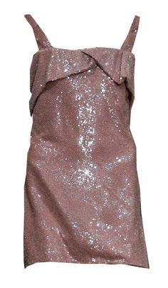 Saint Laurent Chainmail Dress