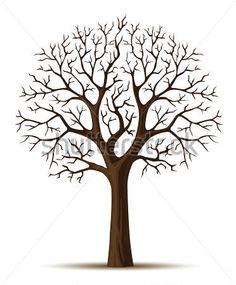 100 Epic En Iyi Yapraksız Ağaç Boyama Sayfası Yazdırılabilir