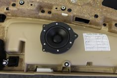 Dynaudio Esotar 430 midrange in a CNC'ed mount for a BMW 335 Car Audio Systems, Fujifilm Instax Mini, Bmw