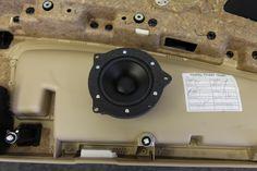 Dynaudio Esotar 430 midrange in a CNC'ed mount for a BMW 335 E90.