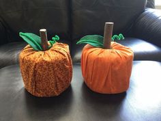 These pumpkins are easy for anyone including kids to make. They are a useful item (hides toilet paper), and they pack away nicely at the end of the season. You can see more of my crazy creations here Pumpkin Topiary, Pumpkin Candles, Diy Pumpkin, Fabric Pumpkins, Fall Pumpkins, Painting Pumpkins, Hidden Toilet, Shabby Chic Fall, Family Fun Magazine