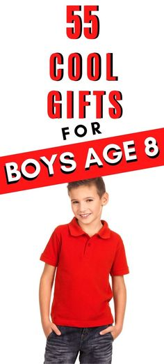 The best gift ideas for 8 year old boys that they will actually love and play with. The best gift ideas for 8 year old boys … - myeasyidea sites Unique Gifts For Boys, Gifts For Teen Boys, Christmas Gifts For Boys, Gifts For Teens, Toys For Boys, Kids Gifts, Toddler Bike, Eyes Game, 8 Year Old Boy