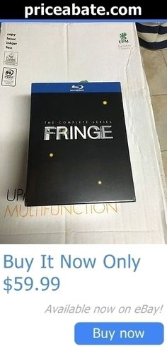 cds dvds vhs: Fringe The Complete Series Blu-Ray New In Sealed Box BUY IT NOW ONLY: $59.99 #priceabatecdsdvdsvhs OR #priceabate