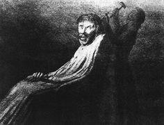 los extraños irredentos: ARTE DEGENERADO ALFRED KUBIN