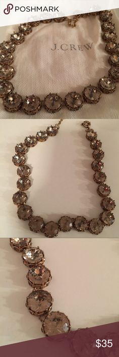 j crew statement necklace A beautiful bronze color in perfect condition. J. Crew Jewelry Necklaces