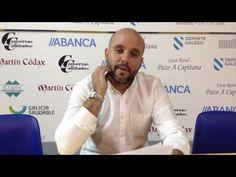 Post-partido Victor Rubio,  entrenador UPB Gandía