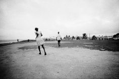 Nii Obodai: Girl And Boy, series 1966, Who Knows Tomorrow