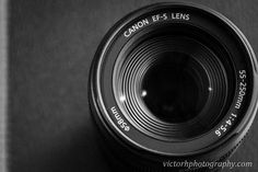 Lens Close Up - Project 365 / Day 10 - Victor H Photography