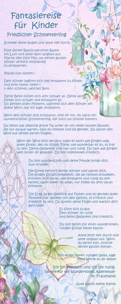 Wie Fantasiereisen unsere Kinder (und uns) glücklicher machen How fantasy iron makes our children (and us) happier Related posts:Atlas Correction - These 3 exercises are gold for the cervical types of yoga: Which. Chico Yoga, Kindergarten Portfolio, Us Universities, Baby Massage, Ways To Relax, Yoga For Kids, Children Exercise, Yoga Meditation, Aquascaping