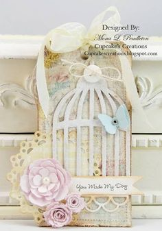 You Made My Day Tag by Westies - Cards and Paper Crafts at Splitcoaststampers