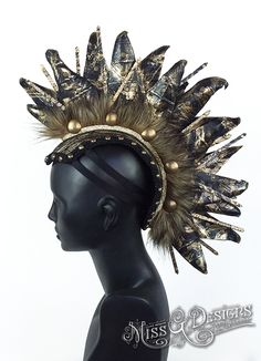 Miss G Designs - New mohawk on Etsy! ...