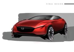 Mazda CX-EV Concept on Behance