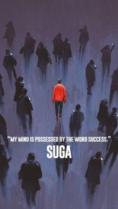 Minha mente e poluída pela palavra sucesso Min suga ❤