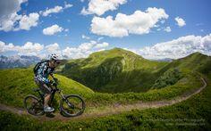 Mountainbiking in the Austrian Alps by Christoph Oberschneider on 500px