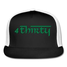 4 THIRTY Trucker Cap | 1091698