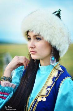 Tatar girl