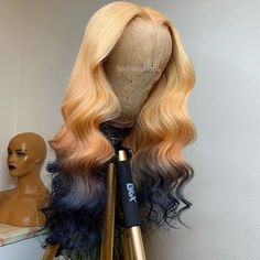 Lace Front Wigs, Lace Wigs, Maquillage Black, Pixie, Curly Hair Styles, Natural Hair Styles, Pattern Cute, Body Wave Wig, Wave Hair