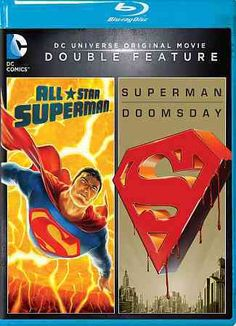 DCU All-Star Superman/Superman Doomsday