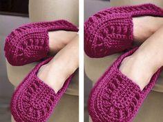 Knitting Designs, Knitting Patterns, Crochet Patterns, Hello Kitty Crochet, Crochet Baby Sandals, Crochet Bedspread, Crochet Basket Pattern, Knitted Slippers, Cardboard Crafts
