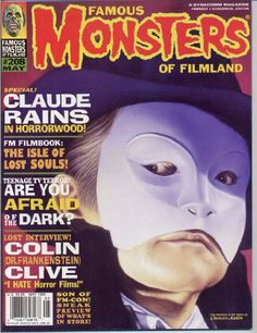 Famous Monsters of Filmland Magazine 208 CLAUDE « Library User Group