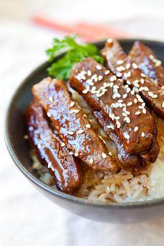 Beef Teriyaki