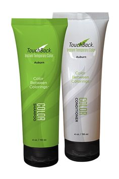 ColorMetrics Touchback Shampoo and Conditioner Set, Dark Brown ** Check this useful article by going to the link at the image. Color Depositing Shampoo, Color Shampoo, Temporary Hair Color, Permanent Hair Color, Faded Hair, Natural Blondes, Color Your Hair, Blonde Color