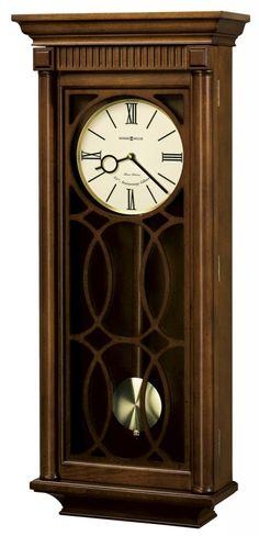 Westminster, Chiming Wall Clocks, Howard Miller Wall Clock, Unique Ceiling Fans, Pendulum Wall Clock, Clock Wall, Mantel Clocks, Wood Sticks, Antique Clocks