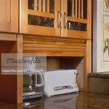 toaster in a cabinet - Google Search