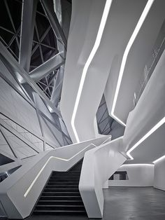 rhubarbes:  Guangzhou Opera House by Zaha Hadid Architects. (via Guangzhou Opera House | Zaha Hadid Architects - Arch2O.com)   More archi here.