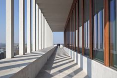 Gallery of Museum of Modern Literature / David Chipperfield Architects - 11