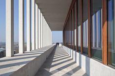 Galería de Museo de Literatura Moderna / David Chipperfield Architects - 11