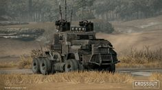 Crossout - 'Battle Testing'