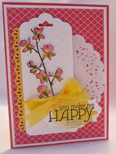 Stamping Moments: Happy Watercolor Sneak Peak......