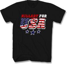 Hillary  tshirt
