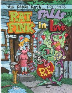 Rat Fink Falls in Love