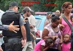 Photo of Cop Pepper-Spraying Child Was Taken in Rio, Not St. Louis: As shared on Facebook, Oct. 22, 2011: