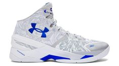 online retailer 124d6 b3367 Under Armour Curry Two - Waves Tenis Curry, Tenis Basketball, Curry  Basketball Shoes,