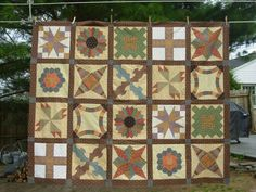 Quilt from the Egg Money Book. Made by Karen | Heyde's Quilts ... : egg money quilts by eleanor burns - Adamdwight.com