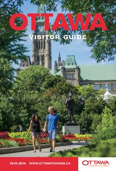 The 2013-2014 Ottawa Visitor Guide includes many suggestions of what to do, where to shop and eat and places to stay. Learn about upcoming exhibits, hot spots in the city and ways to cool down in the heat of summer. We cover a lot of options for couples and families. For more information on Ottawa and Canada's Capital region, visit www.ottawatourism.ca