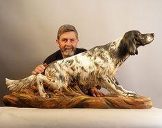 Giuseppe Rumerio, Escultor por Naturaleza - El Encanto Oculto De La Vida