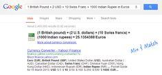 Convert, Convert Multiple Currencies, Google, Internet