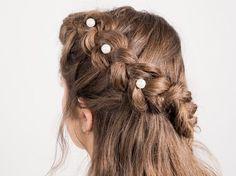 Tutoriel DIY: Idées créatives de bijoux en pinces à cheveux via DaWanda.com