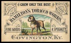 Old Business Card Vintage Labels, Vintage Ephemera, Vintage Ads, Vintage Images, Vintage Prints, Vintage Designs, Advertising Signs, Vintage Advertisements, Hamilton