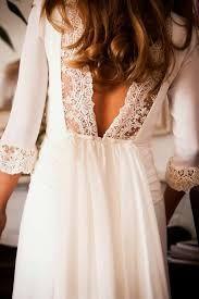 vestido boho chic novia